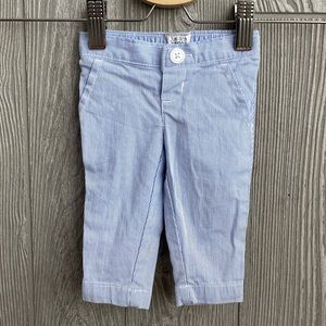 Carter's 'Special Occasion' newborn pants